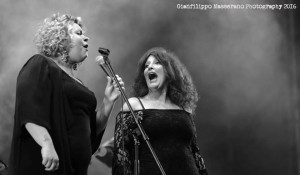 #Donatella Pellegrini -e-#Linda Valori
