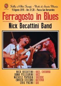 Ferragosto in Blues - 2015