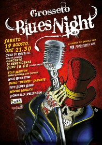 Grosseto Blues Night